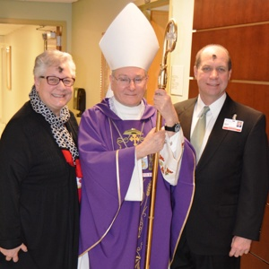 St  Josephs Commemorates Ash Wednesday 2015 02