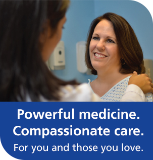 powerful medicine, compassionate care