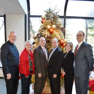 St  Josephs Wayne Hospital Celebrates the Season