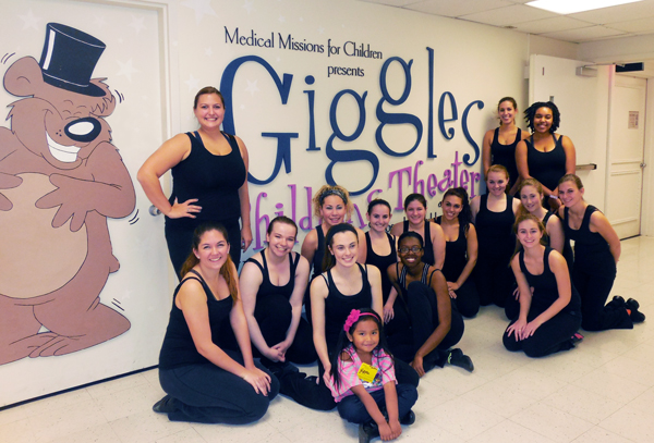 Located at St. Joseph's Children's Hospital, Giggles Children's Theater (a  program of Medical Missions for Children) has been a haven of the arts, ...